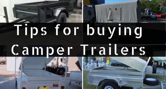 On Road & Off Road Trailers