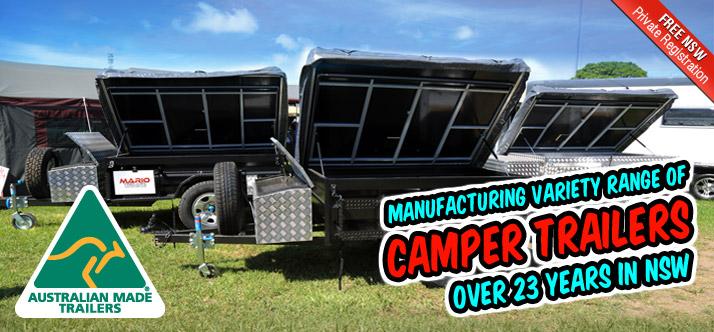 Mario Camper Trailers