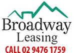 Broadway Leasing