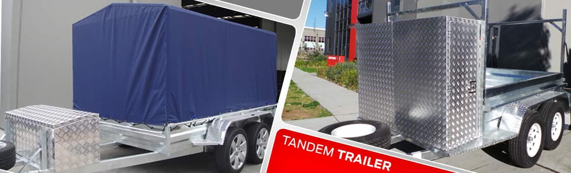 Tendem Trailers